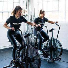 MARCHON Gym Harpenden Functional Trainin