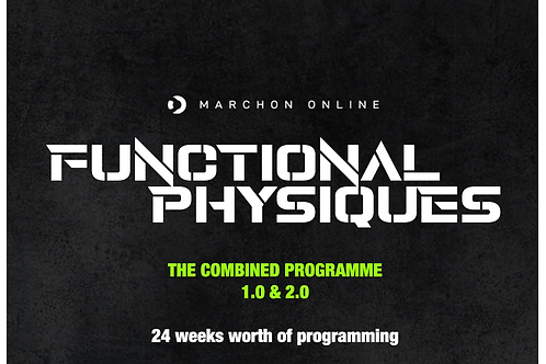Functional Physiques (Combined: 1.0 and 2.0)
