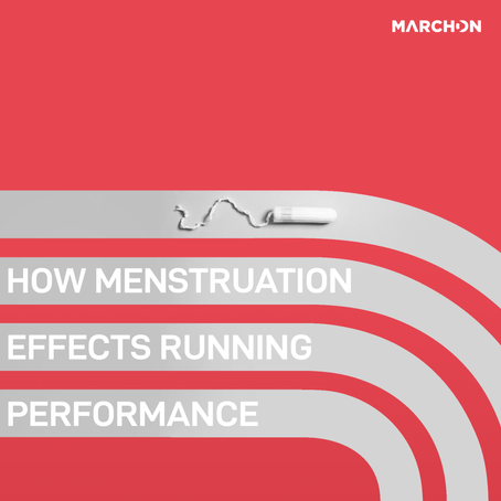 How Menstruation Affects Running Performance