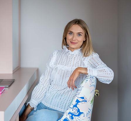 Ladies who crunch founder Nancy Best in London