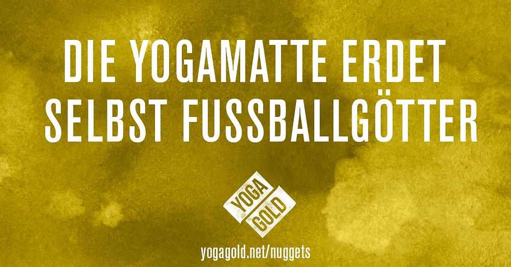 Yoga Lukas Podolski Yogi Yogagold Yogaclass Bastian Schweinsteiger Patrick Broome Deutsche Nationalmannschaft