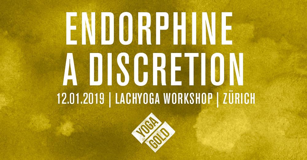 Lachyoga Workshop Zürich. Der Workshop, der glücklich macht.