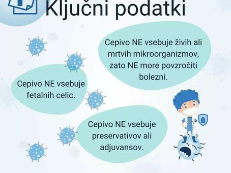 Na voljo so novi naboji AstraZeneca za rusko ruleto z vašim zdravjem, plodnostjo ali celo življenjem