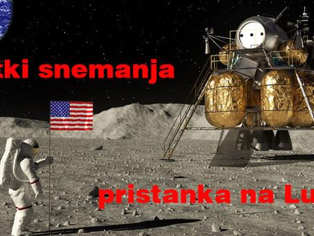 """Posnetki snemanja """"pristanka na Luni"""" razkrivajo RESNICO! Prevara iz leta 1969 je razkrita!!!"""