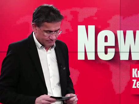 Avstrijski poslanec Herbert Kickl med TV intervjujem razgalil laži in ozadje dogajanja!
