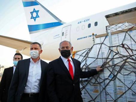Vlada Izraela je prebivalstvo izpostavila množičnem poskusu na človeški vrsti!