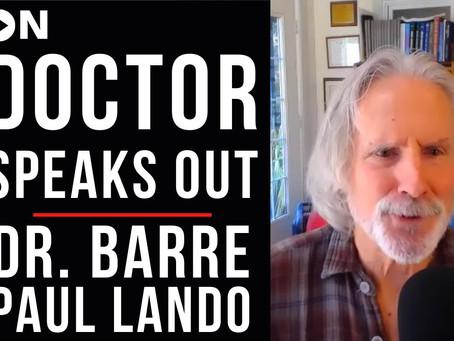 "dr. Barre Paul Lando: ""Ne dovolite, da vam ukradejo humanost!"""