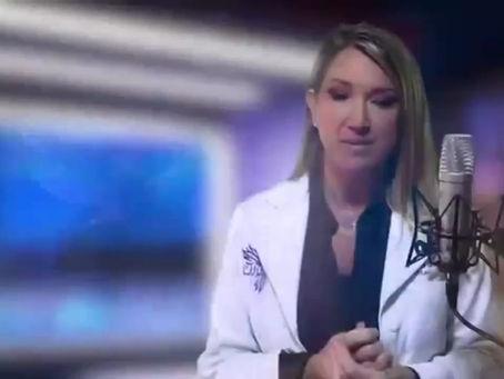 dr. Carrie Madej: ID2020, nanotehnologija, LUCIFERASE, hidro geli ... RESNICA EXPRESS na 1. tiru !
