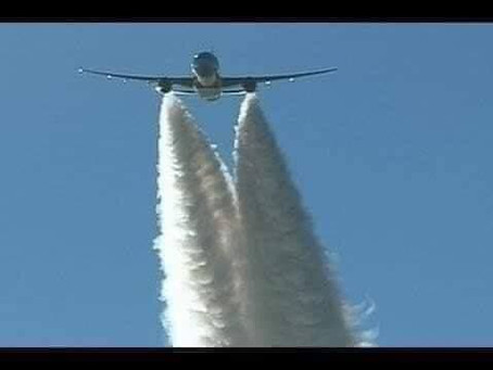 KEMTRAILI dejstvo ali fikcija?  Presodite sami ! / Chemtrails fact or fiction? Judge for yourself!