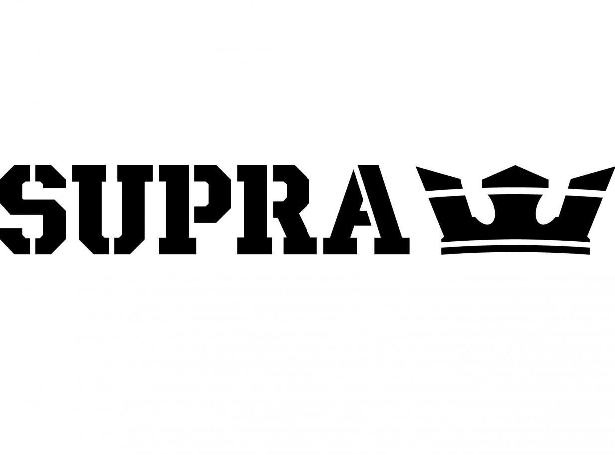 Supra Footwear Logo Wallpaper