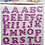Thumbnail: STICKY GLITTER LETTERS (SET OF 12)