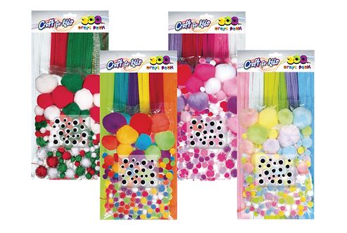 Craft Packs (SET OF 12)