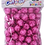 Thumbnail: Glitter Pom Poms (SET OF 12)