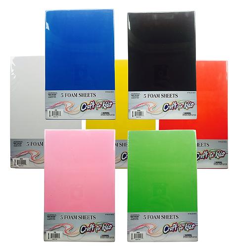 Foam Sheets (SET OF 12)
