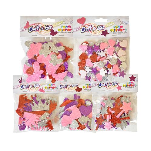 Foam Stickers (SET OF 12)