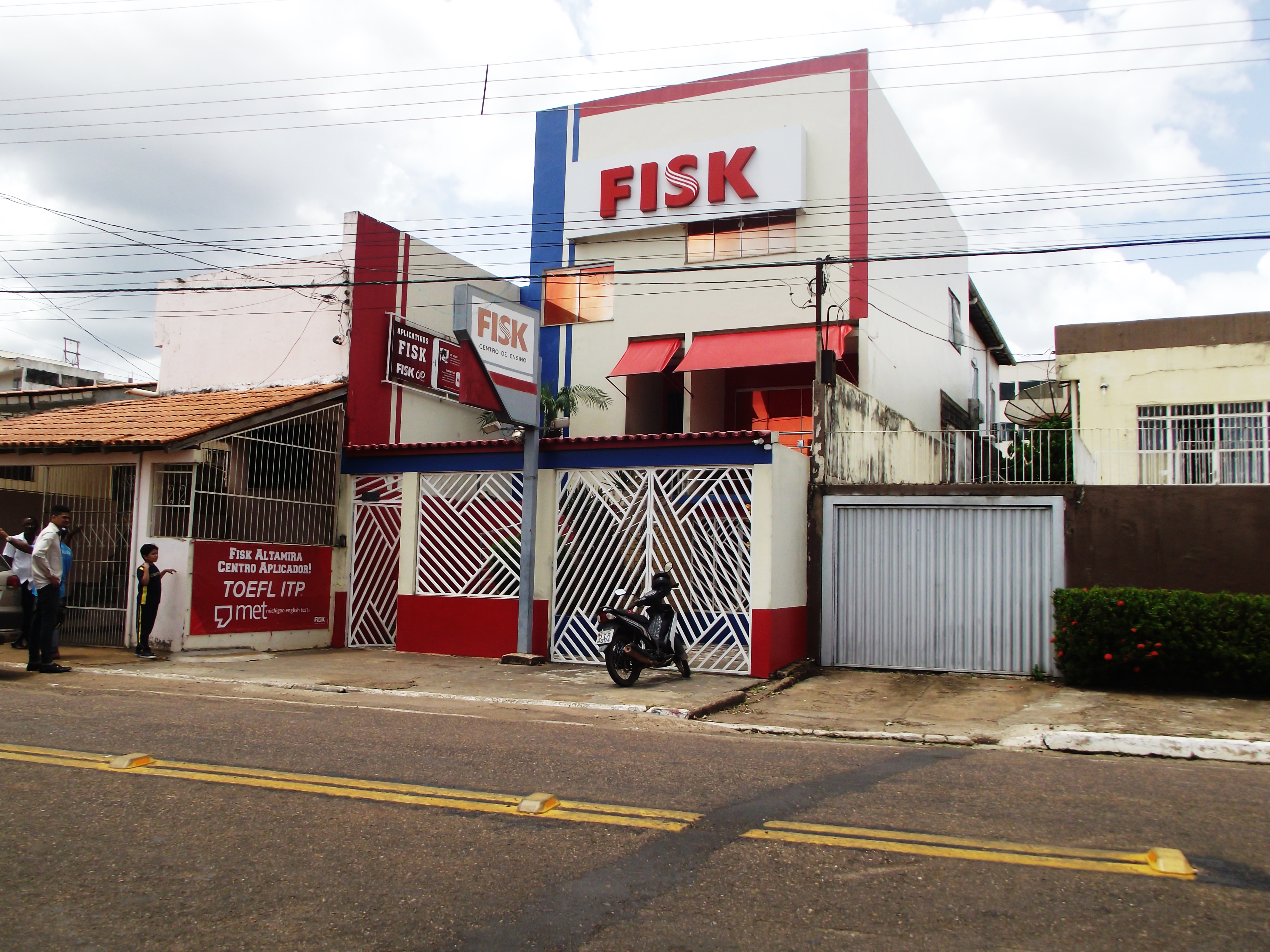 Fisk altamira
