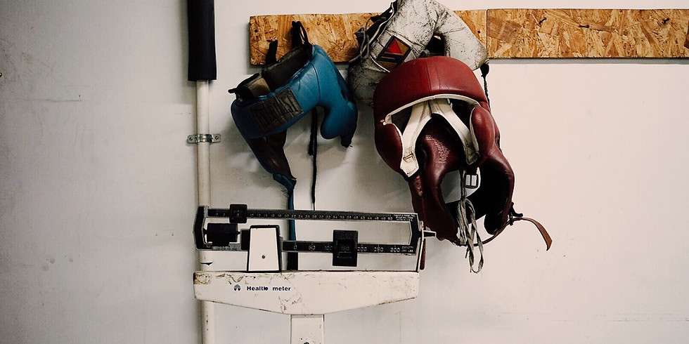 Boxing Workshop with Darren O'Toole