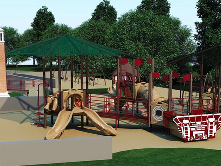 Groundbreaking set for all-inclusive playground