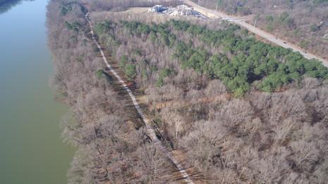 Northern Riverwalk Site