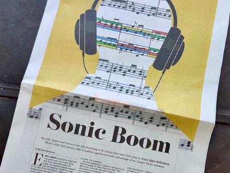 Áudio é protagonista em 2021. Serviços de streaming correm para valorizar a importância do som
