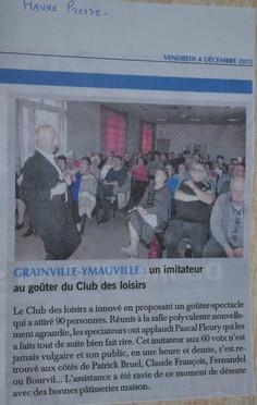 Le Havre Presse : 4 décembre 2015