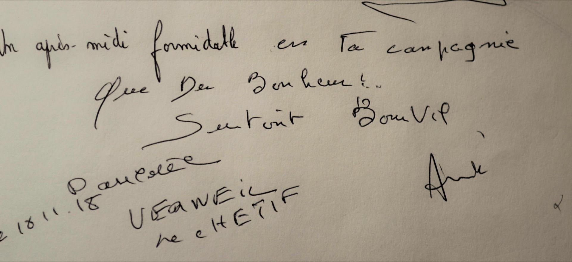 Verneil le Chétif (72), le 18 novembre 2018