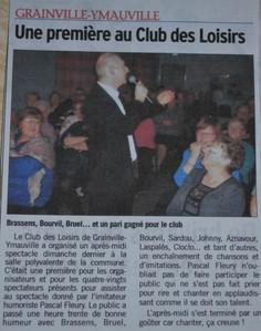 Courrier Cauchois : 4 décembre 2015