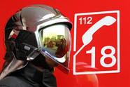 Pompiers Sainte Barbe humour Angers