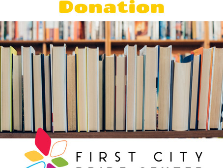 Books for Change Donation