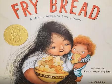 "SKTCS Students read aloud ""Fry Bread"""