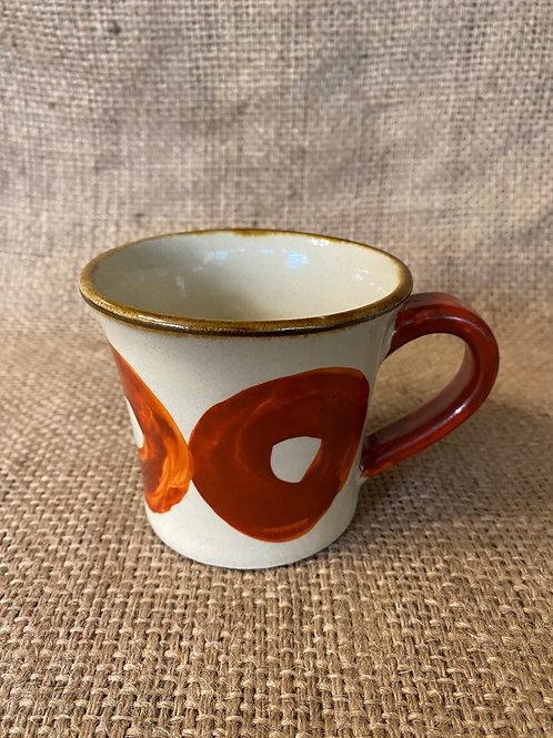 赤まる マグカップ(小)