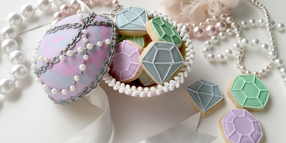Mother's Day Sugar Cookie Jewelry box