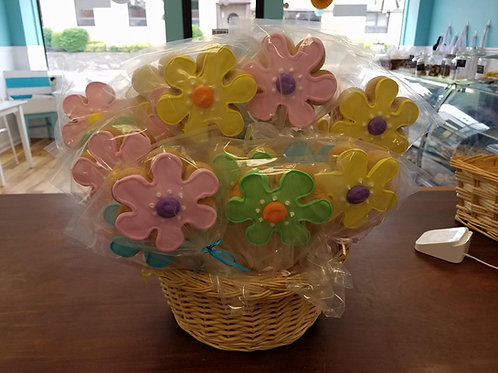 Mother's Day Flowers Cookie Kit