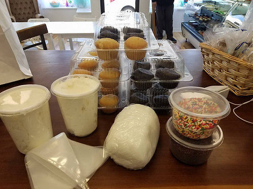 Buttercream Cupcake Decorating Kit