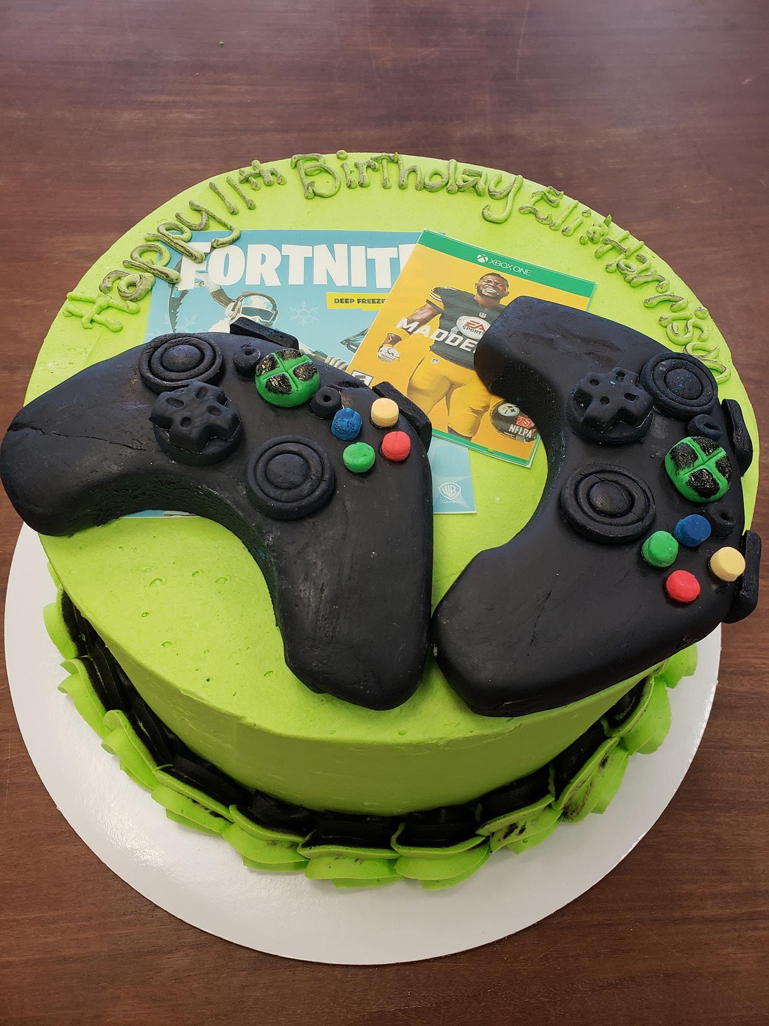 Video Game, controller, cak