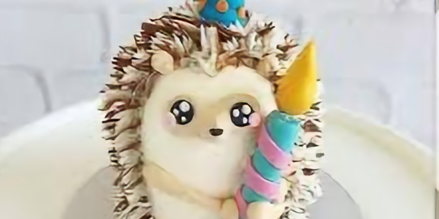 Love Hurts-Porcupine Cakes