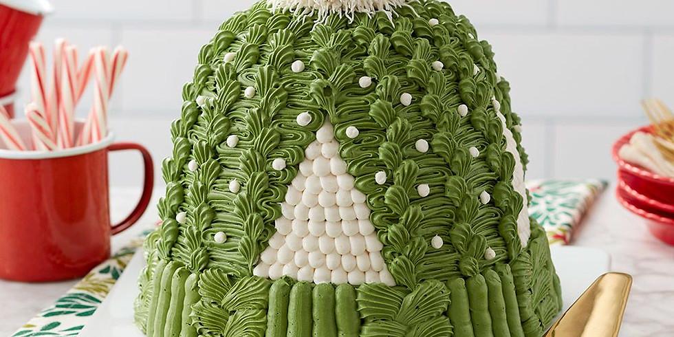 Winter Break Camp-Wednesday-Fluffy Hat Cake