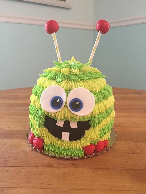 Kids Monster Cake