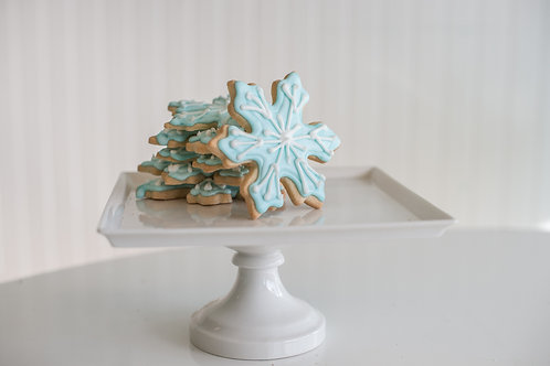 Seasonal Decorated Sugar Cookies