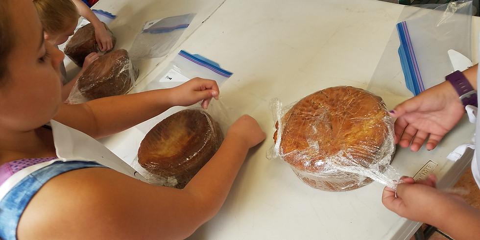 Summer PM Camp Cake Craft & Sculpting
