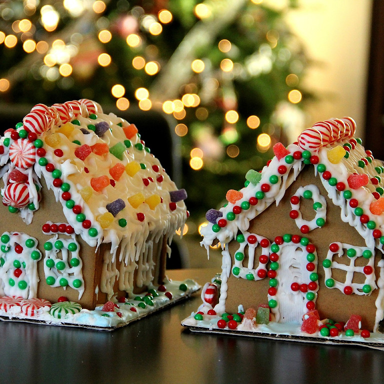 Gingerbread House Decorating (K-4th)