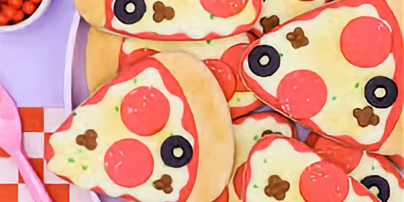 Valentines Day-Pizza My Heart Party Virtual