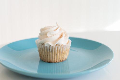 Vegan Berry Cupcake