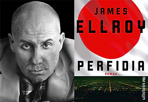Literarischer Salon Leibniz Universität Hannover James Ellroy Perfidia
