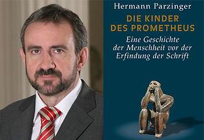 Literarischer Salon Leibniz Universität Hannover Hermann Parzinger Die Kinder des Prometheus