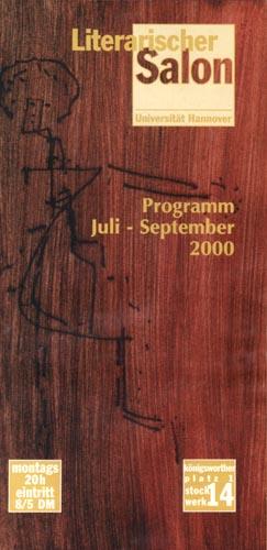 Programm 2000-2