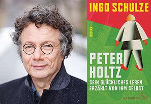 Ingo Schulze Literarischer Salon Leibniz Universität Hannover