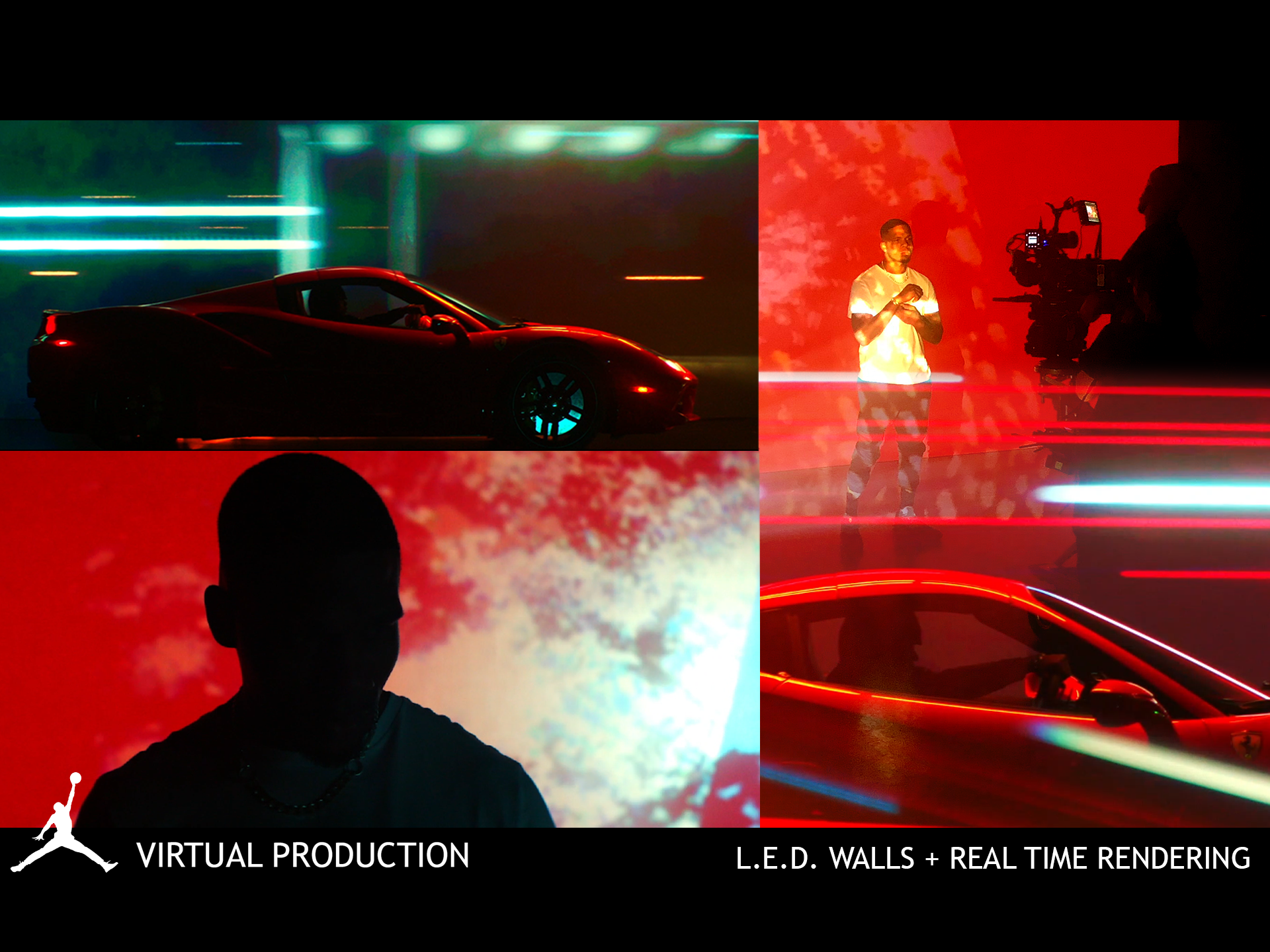 VIRTUAL PRODUCTION