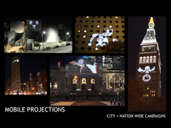 MOBILE PROJECTIONS