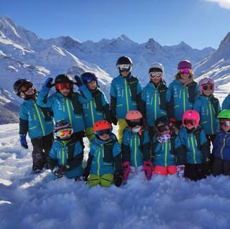 Groupe ski-club 2020-2021